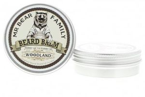 Mr. Bear Family Beard Balm Woodland 60 ml