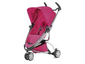 Quinny Zapp Xtra2 Kinderwagen Pink Passion