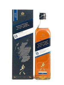 Johnnie Walker Black Label 12 Jahre Islay Origin Limited Edition Whisky 0,7l, alc. 42 Vol.-%