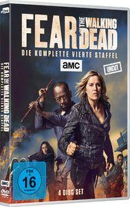 Fear the Walking Dead - SSN #4 (DVD) Min: 698DD5.1WS   4Disc - Universal Picture  - (DVD Video / Horror / Grusel)