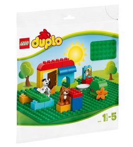LEGO® DUPLO® LEGO® DUPLO® Große Bauplatte, grün 2304