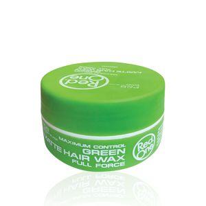RED ONE Matte Hair Wax Greeen 150ml
