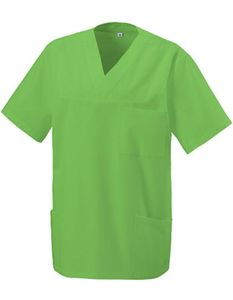 Schlupfkasack - Bügelleicht- und Softausstattung - Farbe: Lemon Green - Größe: S