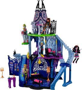 Mattel BJR18 - Monster High - Katakomben Spielset mit Zubehör und Accessoires