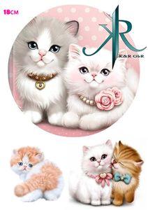Katze, süße Katze . Tortenaufleger,Geburtstag,Tortendeko