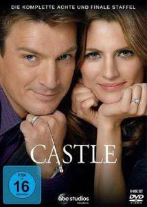 Castle - Die komplette achte Staffel und finale Staffel DVD