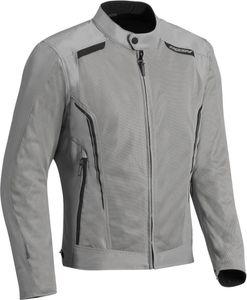 Ixon Cool Air Motorrad Textiljacke Farbe: Beige, Grösse: XXL