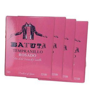 Rosé Spanien Tempranillo Batuta  Bag in Box trocken (4x5L)