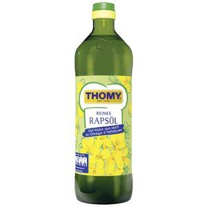 Thomy Reines Rapsöl natürlich reich an Omega 3 Fettsäuren 750ml