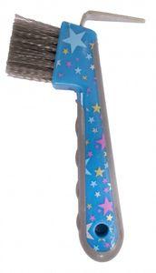 HORKA trichterkratzer mit Sternen blau 15 cm
