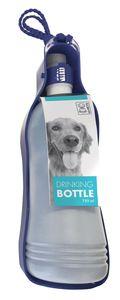 Hundetrinkflasche Reisetrinkflasche - DOG BOTTLE - 750 ml - blau-weiss
