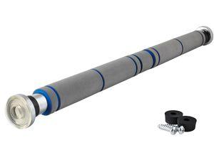 2-Wege-Klimmzugstange bis 200kg Individuell Einstellbar 60-100cm Effektives Türreck 5245