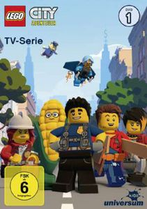 LEGO City DVD 1