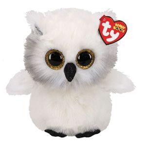 Ty Beanie Buddy Austin Owl 24cm