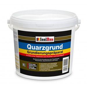Isolbau 20 kg Super Quarzgrund Putz Grundierung Putzgrund Putzhaftgrund