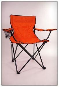 Campingstuhl in orange