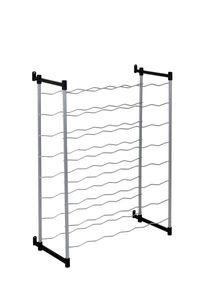 Metaltex: Metall-Weinregal Bardolino Modul 3 für 48 Fl.