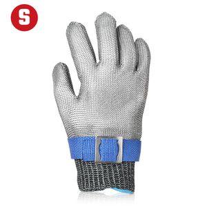 Schnittfeste Handschuhe Stabfeste Handschuhe Schnittschutz Arm Anti-Schneidhandschuhe Langlebiges, verschlei?festes, schnittfestes Handgelenk