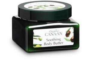 CANAAN Organics Beruhigende Körperbutter