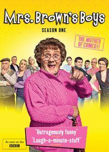 Universal Mrs. Brown's Boys: Season One, DVD, Komödie, 2D, Englisch, Brendan O'Carroll, 2 Disks