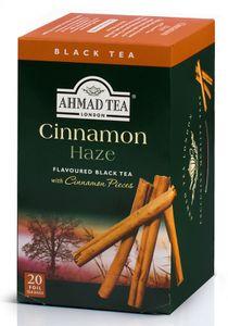 Ahmad Tea- Schwarztee Zimtaroma 40g, 20 Beutel