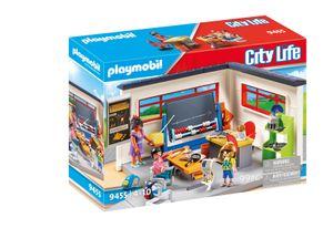 PLAYMOBIL City Life 9455 Klassenzimmer Geschichtsunterricht