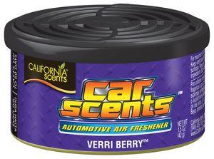 California Scents lufterfrischer Dose Verri Berry 42 Gramm