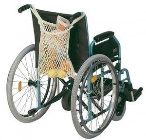 Rollstuhlnetz natur ohne Futter