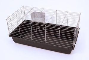 XXL Meerschweinchenkäfig Hasenkäfig Nagerkäfig  1,20m