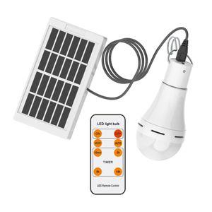 Solar Glühbirne Outdoor Indoor Solar Powered Led Birne Licht, Hühnerställe Schuppen Beleuchtung, wandern Angeln Camping Zelt Lampe Taschenlampe,