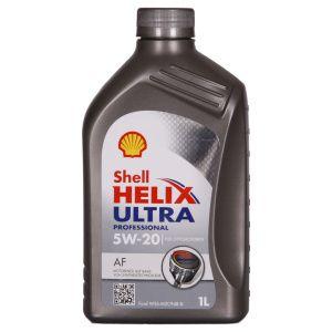 Shell Helix Ultra Professional AF 5W-20 1 Liter Dose Reifen