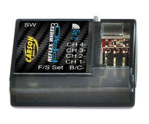 Empfänger Reflex Wheel PRO 3 2.4 GHz 500501533