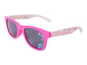 Frozen Kinder Mädchen Girl Sonnenbrille Kindersonnenbrille Sonnenschutz UV400 Brille Motivbrille Summer Celebrate Pink Weiß