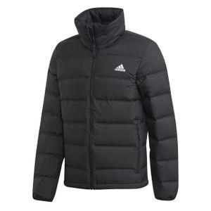 adidas Herren Daunenjacke Helionic BLACK/WHITE XXL