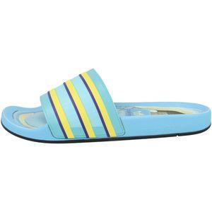 Adidas Badelatschen blau 44,5