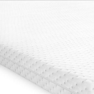 Topper aus Kaltschaum 180x200 Orthopädische & für Allergiker geeignete Matratzenauflage