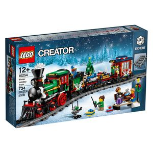 LEGO® Creator Festlicher Weihnachtszug 10254