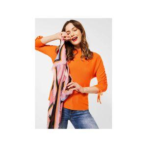Street One T-Shirt, Farbe:12905 shiny tan, Größe:38