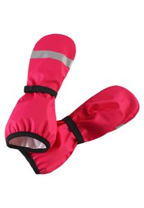Reima - Regenfäustlinge mit Futter für Mädchen - Puro - Bonbon-Pink, XS