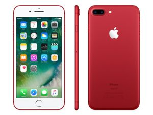 Apple iPhone 7 Plus 7+ 128GB (Product) Red Neuversiegelt