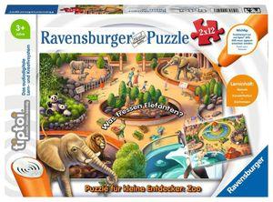 tiptoi® Puzzle für kleine Entdecker: Zoo Ravensburger 00051