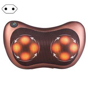 Massagekissen Massagegerät Shiatsu Komfortabel Nacke Schulter Auto Infrarotwärme, 8-Kopf-Einzelschlüssel