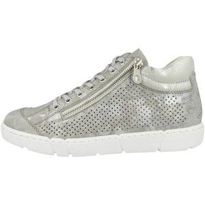 Rieker Damen High Top Sneaker Grau, Schuhgröße:EUR 41