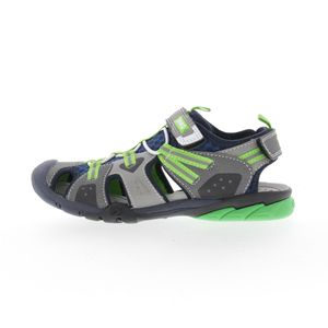 Primigi geschlossen Sandalen Grau Grün - Jungen, Größe:33