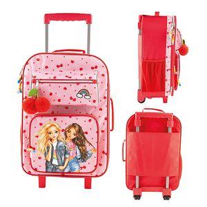 TOPModel trolley-Koffer Cherry Bomb45 Liter Polyester rosa/rot