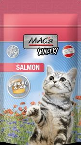 6 x 60 g MAC's CAT Shakery Salmon Lachs