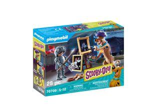 PLAYMOBIL Scooby Doo! 70709 SCOOBY-DOO! Abenteuer mit Black Knight
