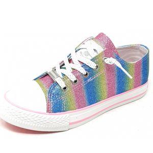 Dockers Sneaker  Größe 33, Farbe: silber 72
