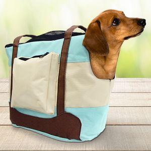 """Tragetasche """"Sky"""" für Hunde bis 7 kg Reisetasche Hundetasche Tragetasche für Hunde"""
