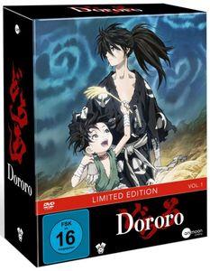 Dororo - Vol.1 + Sammelschuber - Limited Edition - DVD